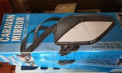 Pair of towing mirrors new in there boxes having a