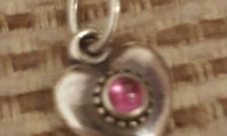 Pandora charm, it doesn't have a box but its in