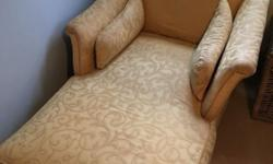 Very comfortable chaise in a great used condition we