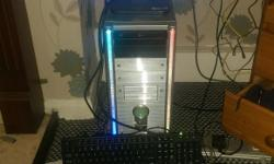 Pc for sale all works great comes with everything you