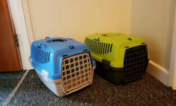 I have one pet carrier left (green). Excellent quality