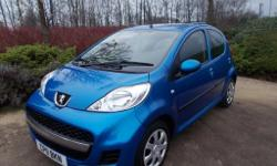 This is a Fabulous small runabout low mileage low tax