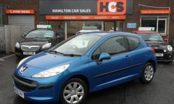 Peugeot 207 1.4 16v S 3dr - £1,999 p/x welcome &