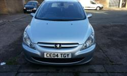 I am selling my Peugeot 307 hdi diesel 2004 plate. Very