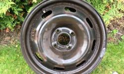 "Peugeot steel rim 15"" 3 available £4 each or 3 for £10"