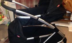 Phil and teds promenade double pram suitable from