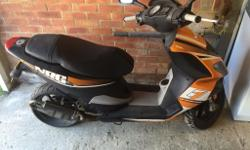 ��Piaggio NRG Power DD 2008 Spares or Repairs for sale.
