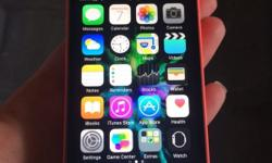 Pink iPhone 5c 8GB locked to EE immaculate condition no