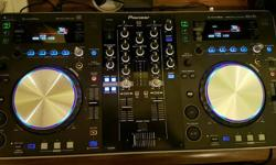 Pioneer DJ System. XDJ-R1 wireless DJ system. Used but