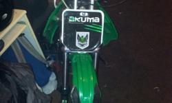 I have a 125 pit bike for sale it has a crack on the