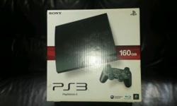 Ps 3 complete with 5 games, gran tourismo 5, dead