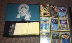 This is a massive Pokemon Card XY collection. What you