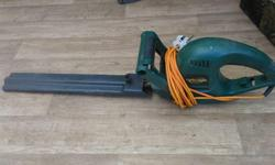 Powerdevil garden Hedge cutter. Good condition and