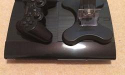 Great condition, comes with a charging pad, Dualshock