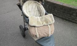 Urban detour pushchair, would be very good as a second