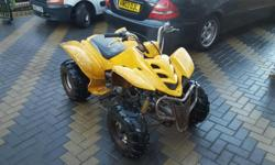 Nice and clean quad bike 110cc automatic gearbox,