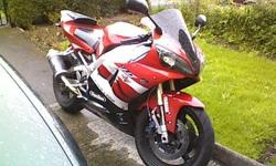 Hi, I'm selling my r1 as i need cash and very sad as