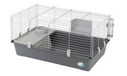 rabbit and guinea pig cage for sale. Only owned for 2