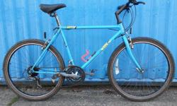 Sale of used bikes, serviced in perfect condition ready