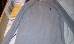Fresh Ralph Lauren polo size small also fits medium