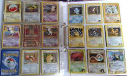 Selling some very rare and sought after Pokemon cards