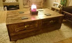 Reclaimed Wood Furniture � choice of finishes,