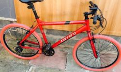 Carrera subway bike for dale It's in good condition 26