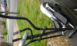 Reebock premier cross trainer (model11211) excellent