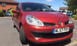 For sale Renault Clio 1.2 68000 on the clock Cam belt