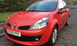 IDEAL FIRST CAR WITH LOW COSTS , CLIO MK 3 , 1.4 , 3