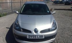 Renault Clio dynamique 1.6 s, The car is currently
