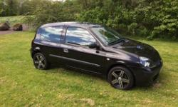 renault clio 85K miles mot until march 2016 electric