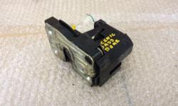 Renault Scenic Passenger Rear Door Lock Latch with