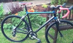 road bike, I have a - Raleigh Sprint STI 2010 Road/Race