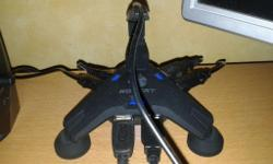 as new, with all leads ROCCAT® Apuri � Active USB Hub