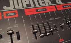 This is THE finest of Roland's Analogue Synths. The