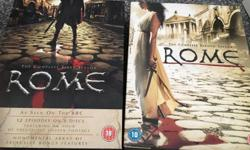Rome seasons 1 and 2 £10 collect erskine or meet