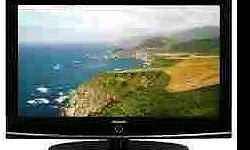 "Samsung 26"" LCD TV built in free view HD ready HDMI can"