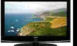 "Samsung 42"" TV built in free view HD ready HDMI can"