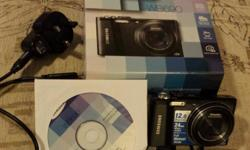 Samsung camera 18 zoom in very good condition dic