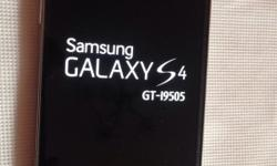 Samsung Galaxy s4 4g ready Ee network locked Works