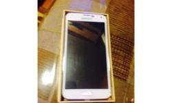 this is my brand new galaxy s5 white colour 32gb