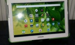 Samsung galaxy tab 2 .. 10.1 inch in very good