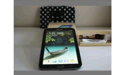Samsung galaxy tab 3 new at Christmas with box charger