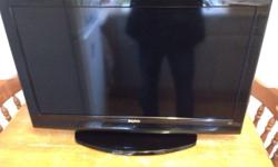 "Sanyo 32"" led tv full working order with remote £90"