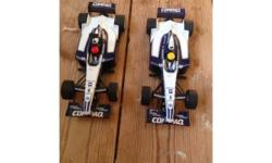 WILLIAMS F1 RACING CARS FW23 SCHUMACHER MONTOYA Full