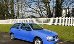 Part ex to clear 2000 Seat Ibiza cool 1.4 Low mileage @