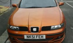 2001 seat leon cupra t for sale. Very good car in
