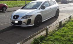 Seat leon cupra k1 genuine k1 2009 very rare not many