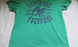 Various Men's Superdry t-shirts (see photos) - listed